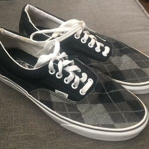 Vans Shoes - Gray/Black Vans